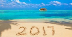 Die beliebtesten Reiseziele 2017