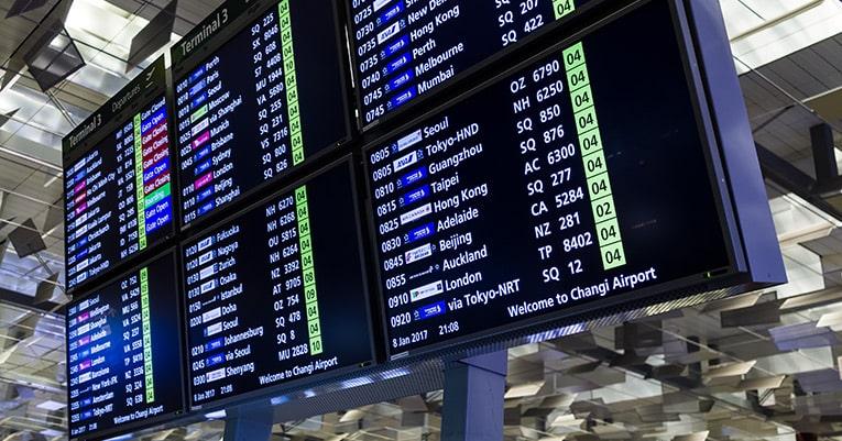 Die schönsten Flughäfen der Welt