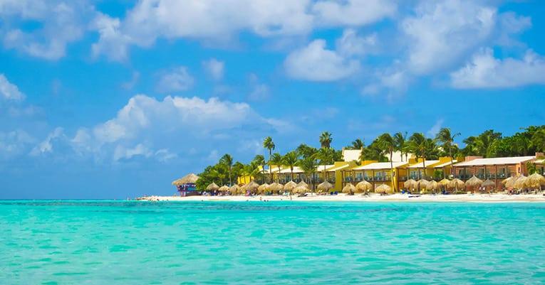 Aruba – die blaue Insel der Karibik