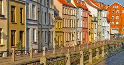 Fünf romantische Städte für Verliebte