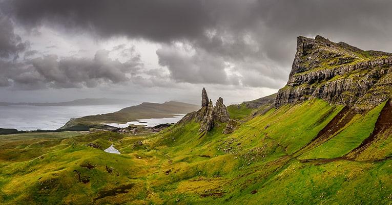 Die schottischen Highlands – Urlaub aus dem Bilderbuch