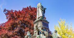 Der Lutherweg 1521 wird Mitte Mai eröffnet