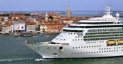 Venedig will keine Kreuzfahrtschiffe mehr