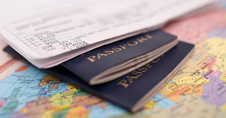 Was tun, wenn der Reisepass verloren geht?
