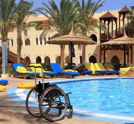 So reisen Menschen mit Behinderung entspannt in den Urlaub