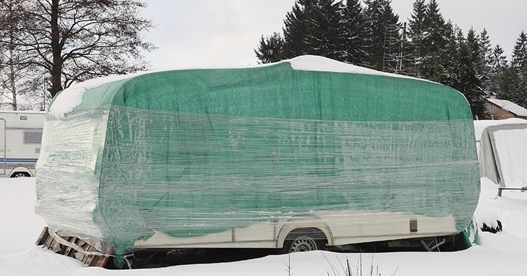 Welche Stellplätze für das Wohnmobil sind im Winter erlaubt?