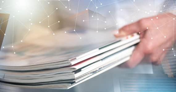 Suche von Publikationen im Internet