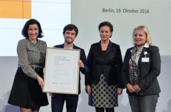 PM: Deutscher Mobilitätspreis: TAF mobile GmbH wird als …