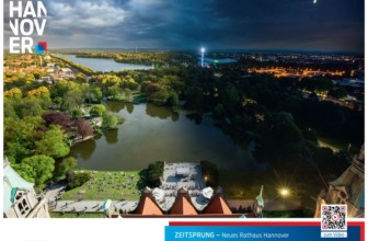 PM: Hannover lädt zum Zeitsprung ein! Ab 21. Oktober …