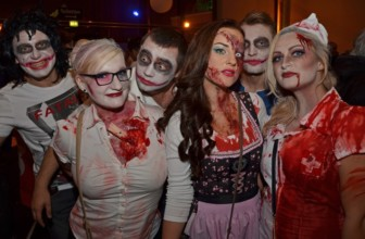 PM: SWR3 Halloween-Party im Europa-Park Am 31. Oktober …
