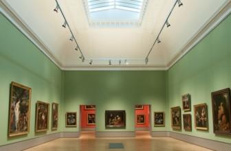 """PM: Rubens, Rembrandt, Vermeer & Co: """"Louvre des …"""