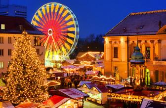 News: Außergewöhnliche Weihnachtsmärkte in Deutschland