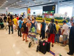Neue EU-Verordnung sorgt für Chaos auf den Flughäfen
