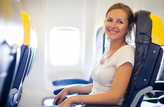 Wo ist das Flugzeug besonders sicher?