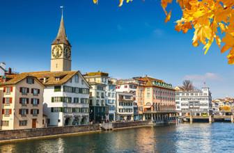 Zürich – Europas neue Trendstadt